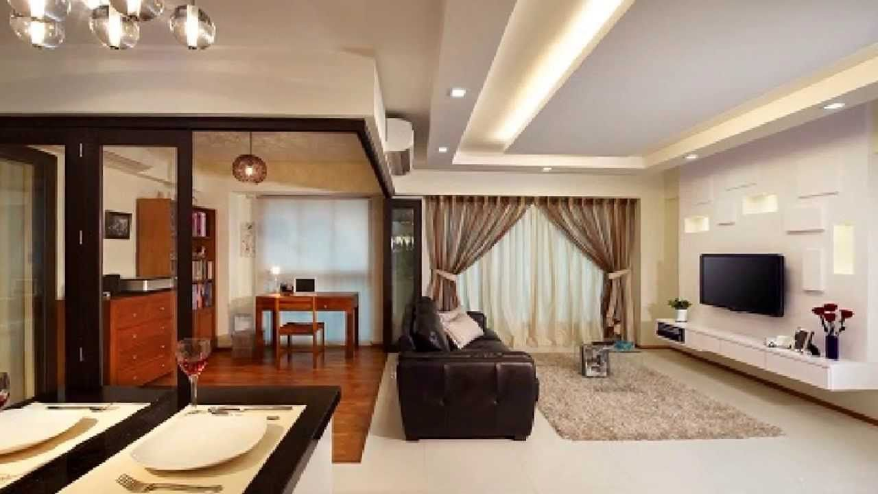 5 room hdb interior design google search study for Family room renovations