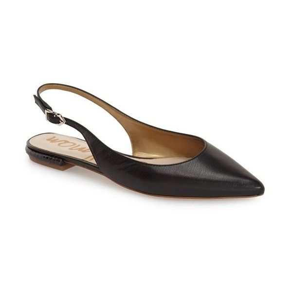 0d6e09943 Sam Edelman  Hadley  Ballet Flat ( 70) ❤ liked on Polyvore featuring shoes