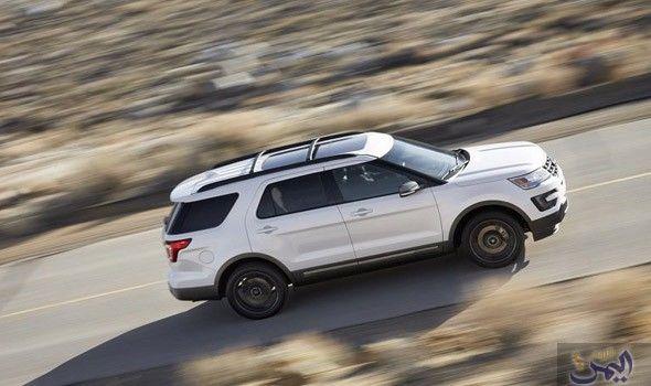 فورد ت طلق الموديل Explorer Xlt لتسهيل القيادة Ford Explorer