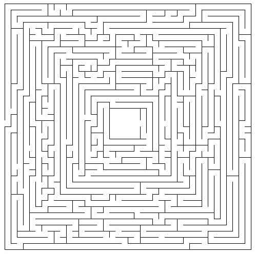 Maze Page  Print Your Free Maze At Allkidsnetworkcom  Coloring