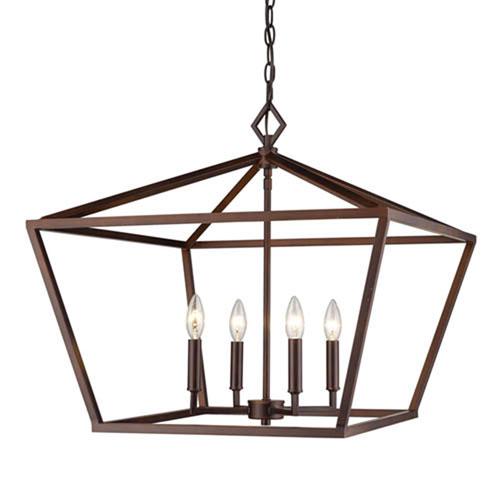 Lighting 3294 Rbz Corona Rubbed Bronze