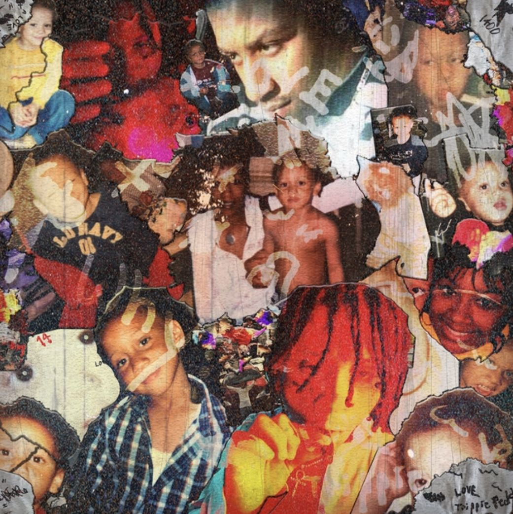 Pin By Victoria Vincent On Wall Collage Trippie Redd Album Cover Art Rap Album Covers
