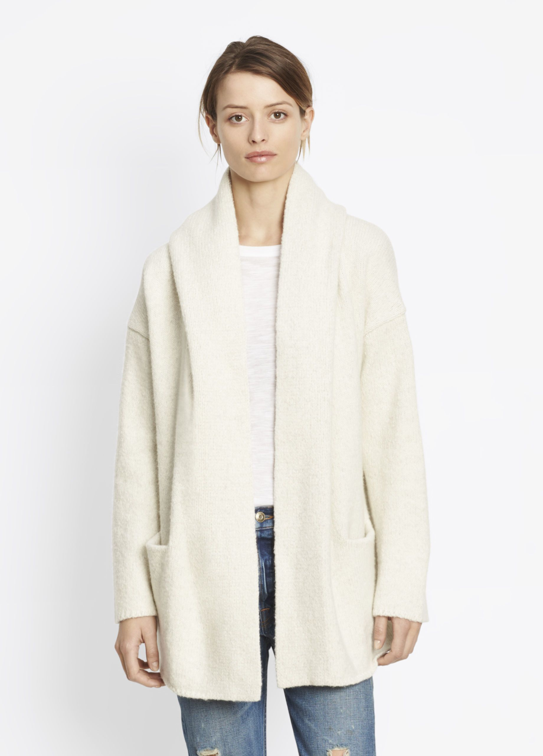 Image result for vince hooded winter white cozy robe | Beautiful ...