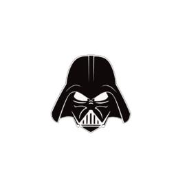 Darth Vader Head 2 Layers Svg Darth Vader Face Star Wars Valentines Darth Vader Head