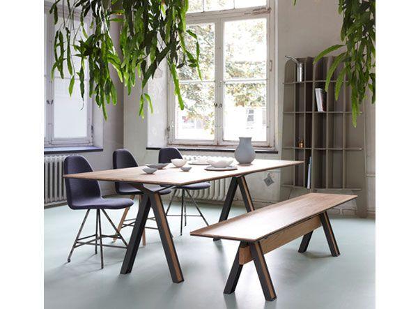 Table Blakeley Design Roderick Ros Pour Spoinq Matea