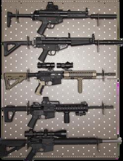 Pin on Weapon Storage Racks & Gun