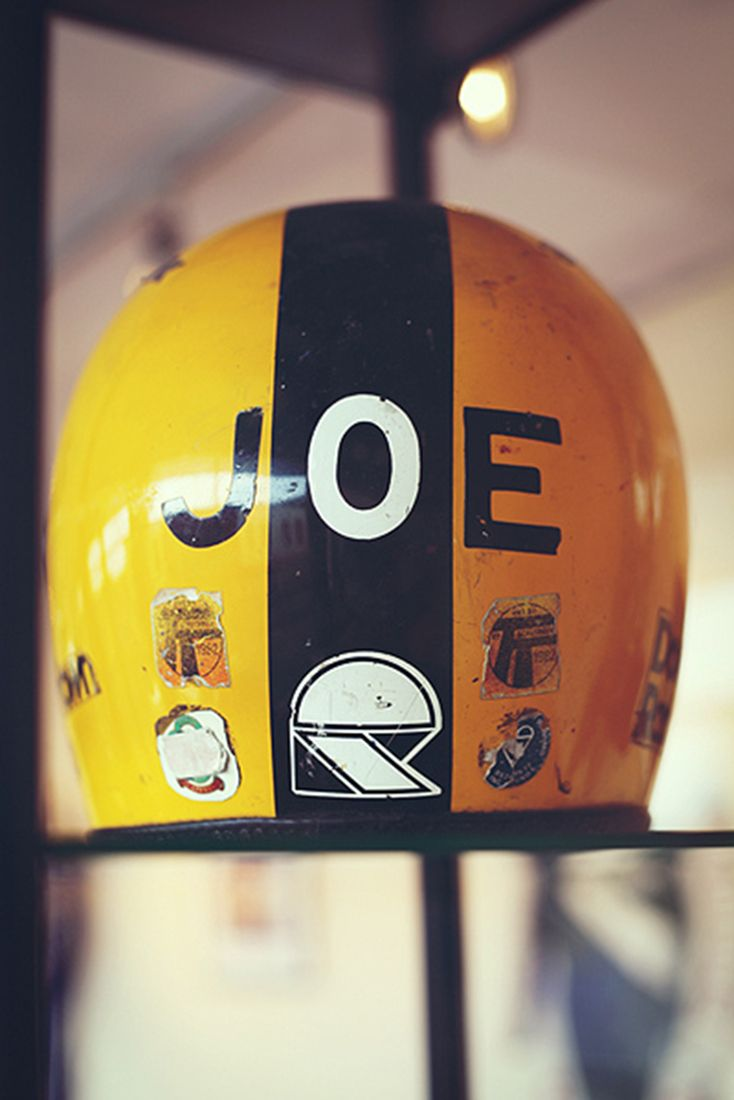 Clasp Garage: Joe