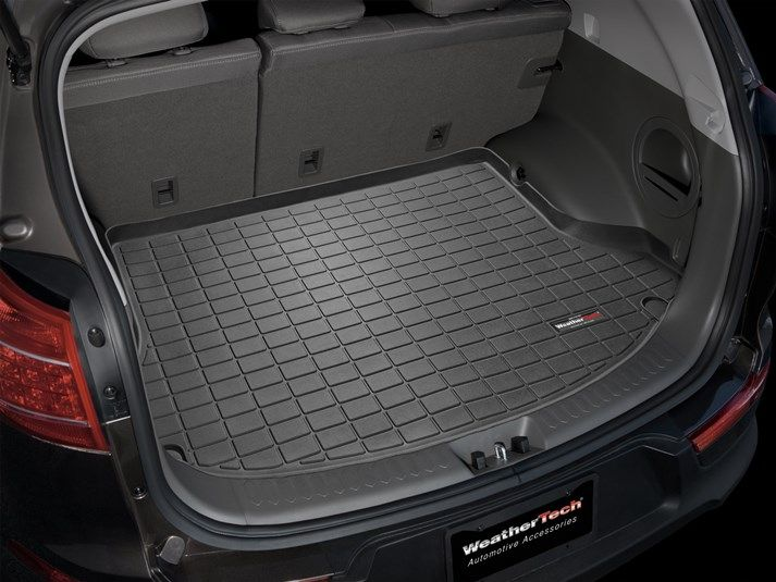 2016 kia sportage weathertech custom cargo liners cargo mat vehicle. Black Bedroom Furniture Sets. Home Design Ideas