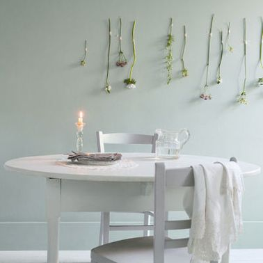 peinture une couleur pastel sur les murs c 39 est tendance saint valentin vert menthe et pastel. Black Bedroom Furniture Sets. Home Design Ideas