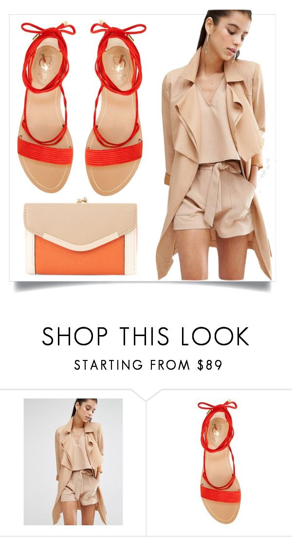 """""""Untitled #3825"""" by mariaisabel701 ❤ liked on Polyvore featuring Parallel Lines, Vince Camuto and New Look"""