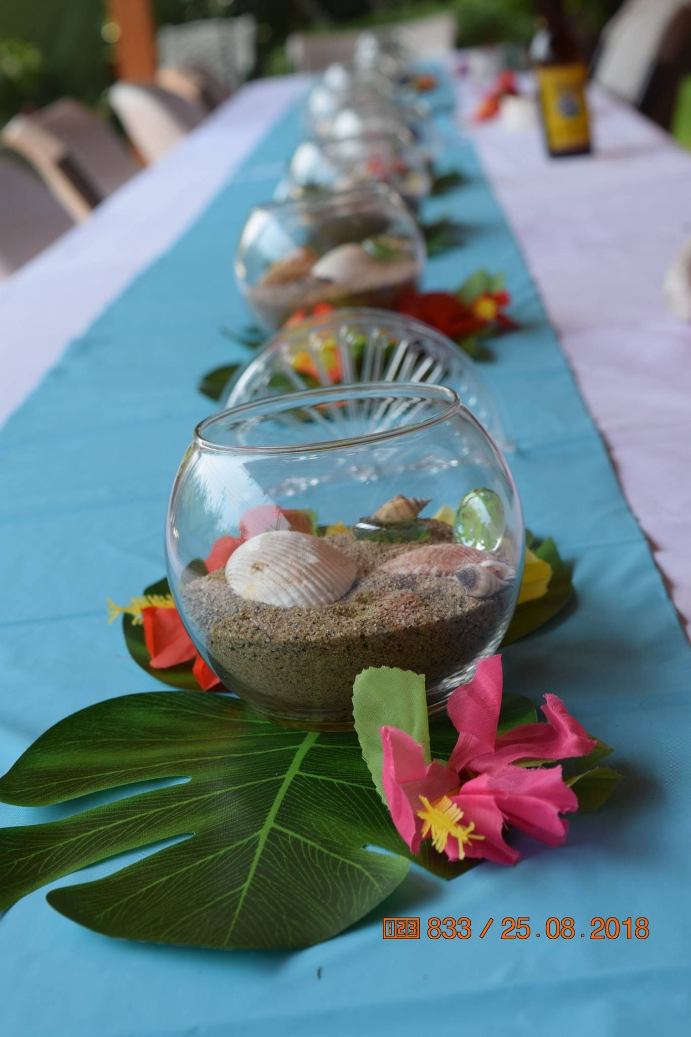 Moana Centerpiece Birthday Decorations Party Theme Themed