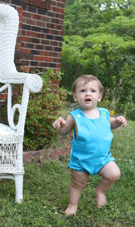 291336  Baby Boy Jon Jon Infant Boy Boy John John by ZuliKids, $25.50