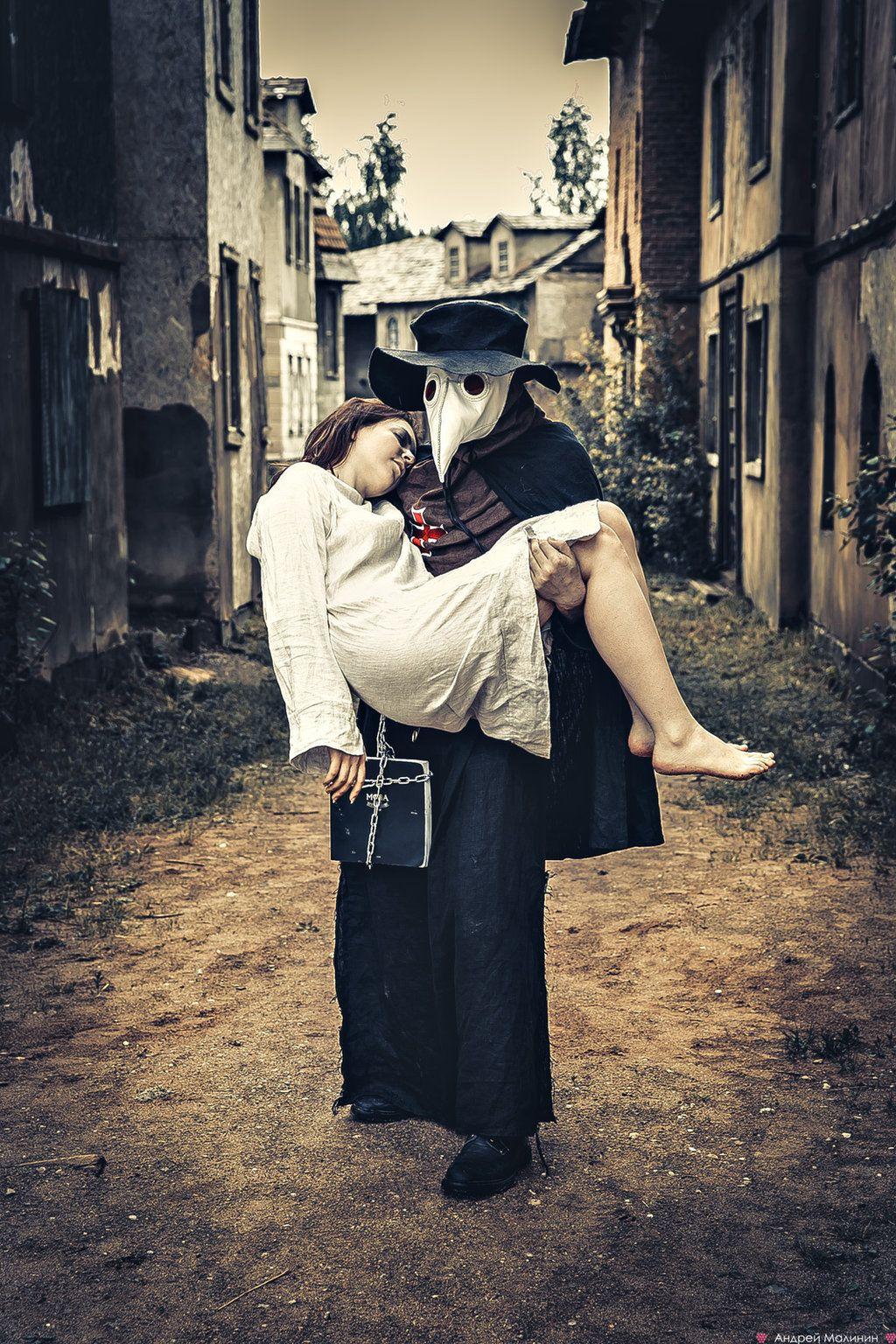 Plague doctor 5 by Agcooper73.deviantart.com on @DeviantArt