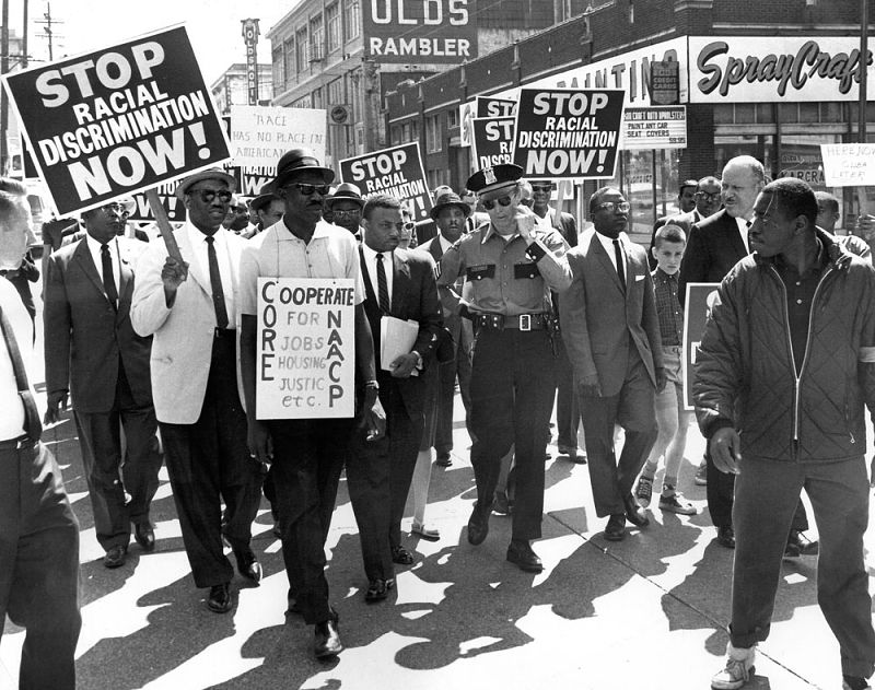 Summer Of 1963 Civil Rights March Civil Rights