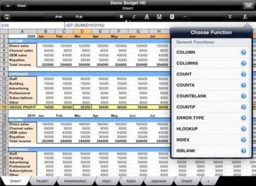 Microsoft Office 7 alternatives à Excel, Word, Powerpoint pour PC