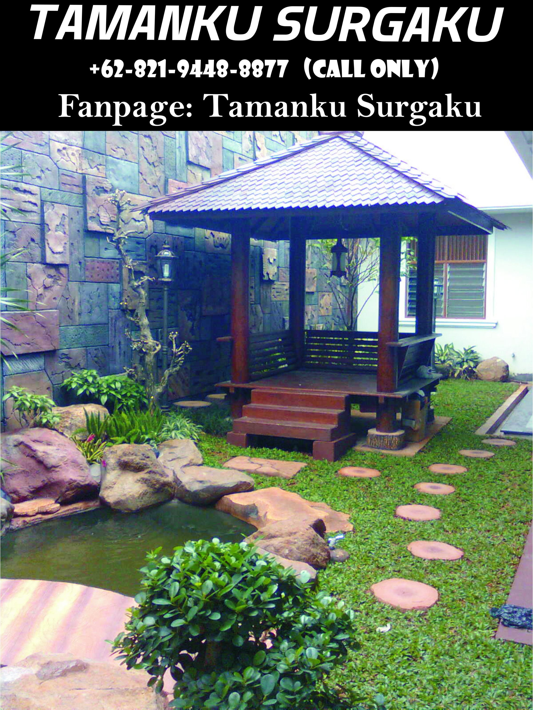 TAMANKU SURGAKU Telepon +6282194488877 (CALL ONLY