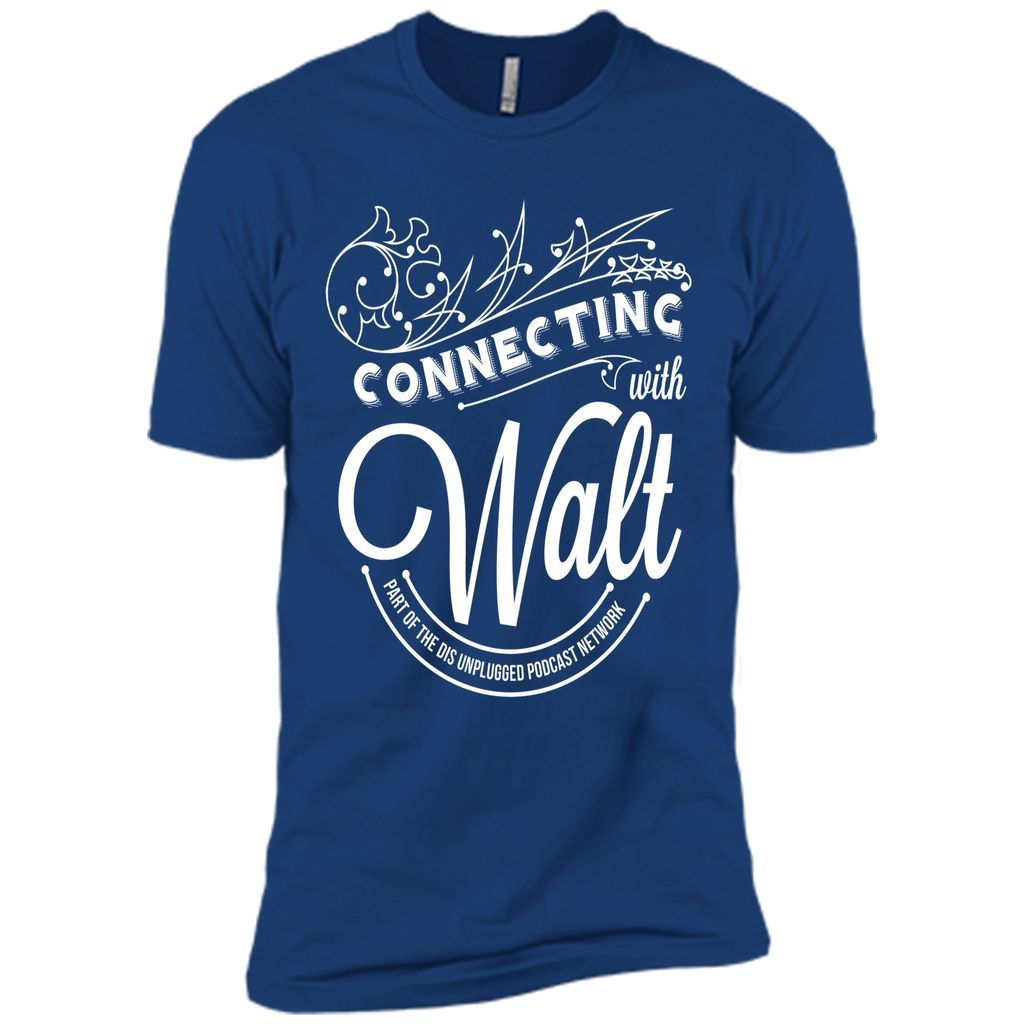 Connecting With Walt T-Shirt