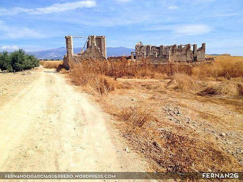 La Colada de la Malahá y el camino antiguo de Granada, 2 caminos que sorprenden.