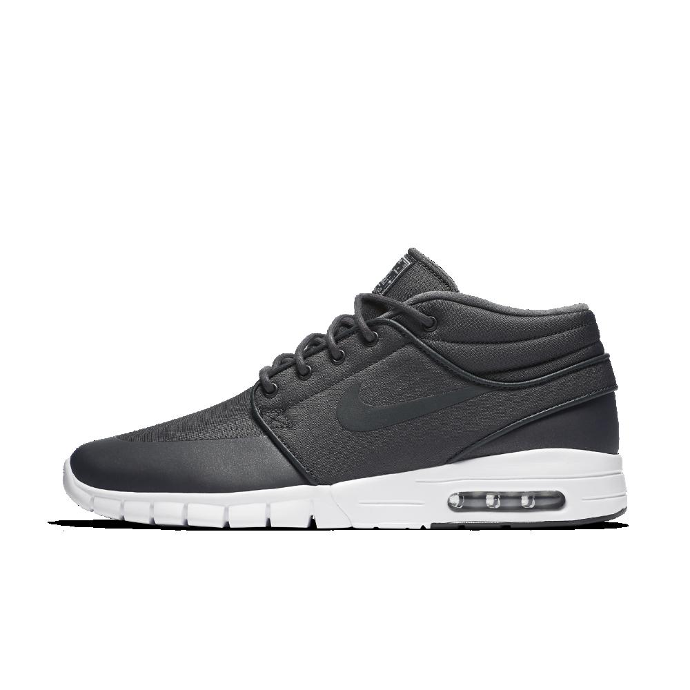 Nike SB Stefan Janoski Max Mid Men s Skateboarding Shoe Size 10.5 (Black) -  Clearance Sale 842da1554