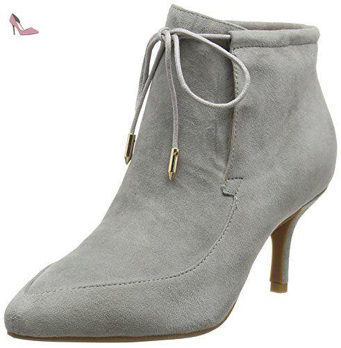 Shoe the Bear Leni S, Bottes Classiques Femme, Gris (140 Grey), 37 EU
