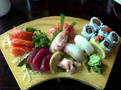 I love Japanese Food ! 私は日本食を愛する: Everything you want to know about Sushi...