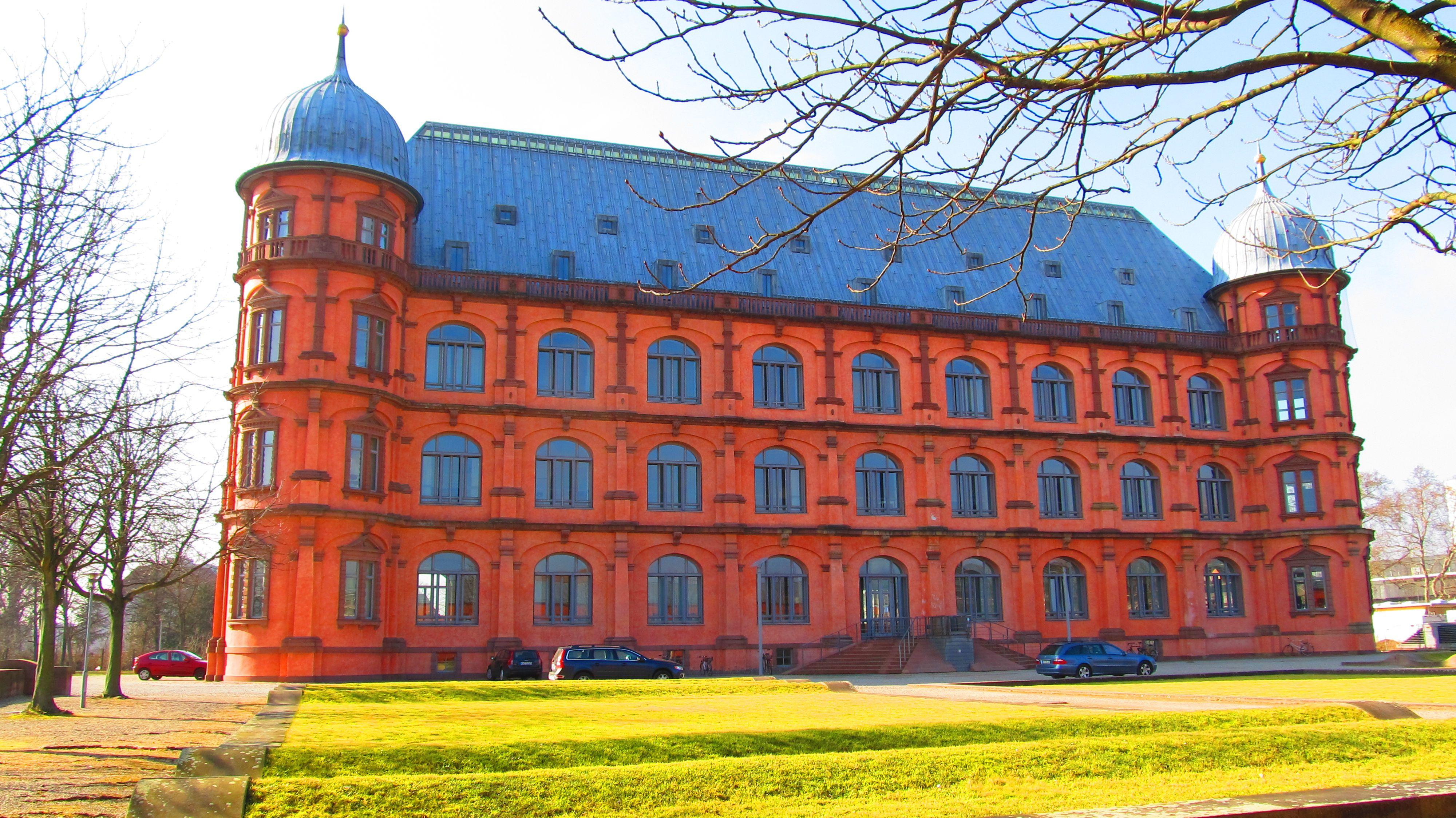 Schloss Gottesau