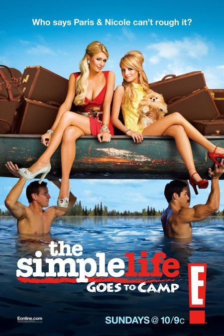 The Simple Life Tv Series 2003 2007 Paris And Nicole Simple Life Life Tv