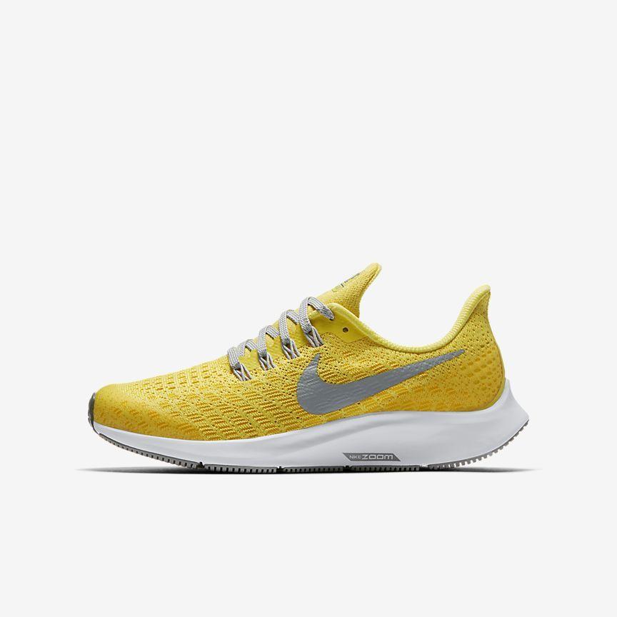 1a0d71ef05917 Nike Air Zoom Pegasus 35 Little Big Kids  Running Shoe