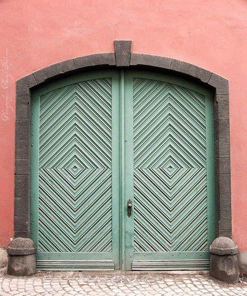 Combinar Colores Para Pintar Paredes Color Inspiration Doors Beautiful Doors