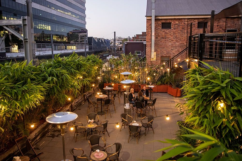 The Garden Bar Fortitude Valley Must Do Brisbane Fortitude