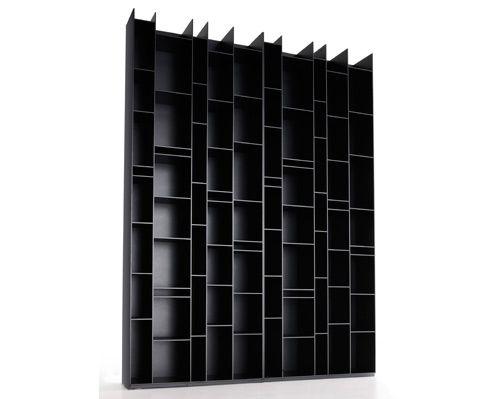 libreria mdf nero - Cerca con Google