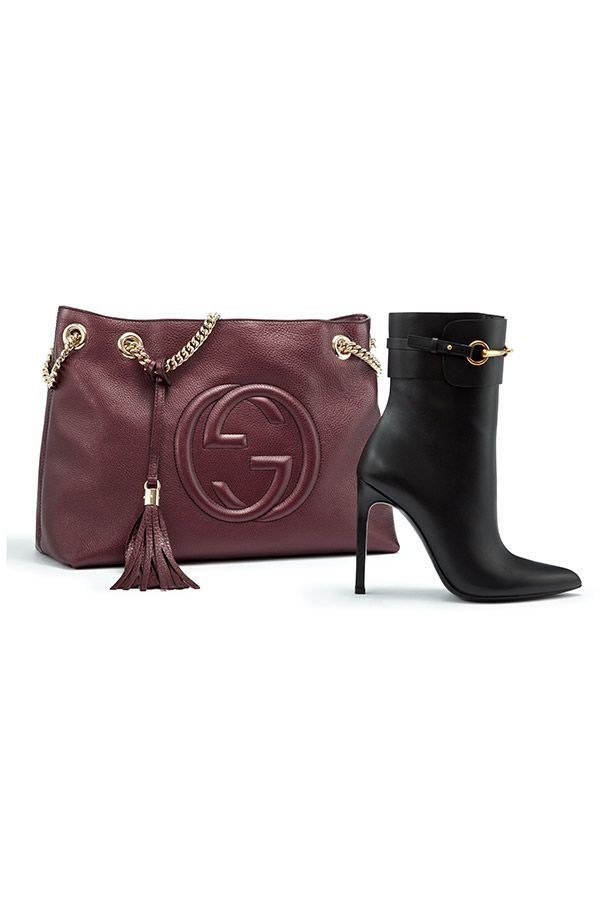 239ded17d041df GUCCI Fall 2014 collection at Saks Fifth Avenue. Im in love!!! These boots  are a must have... )