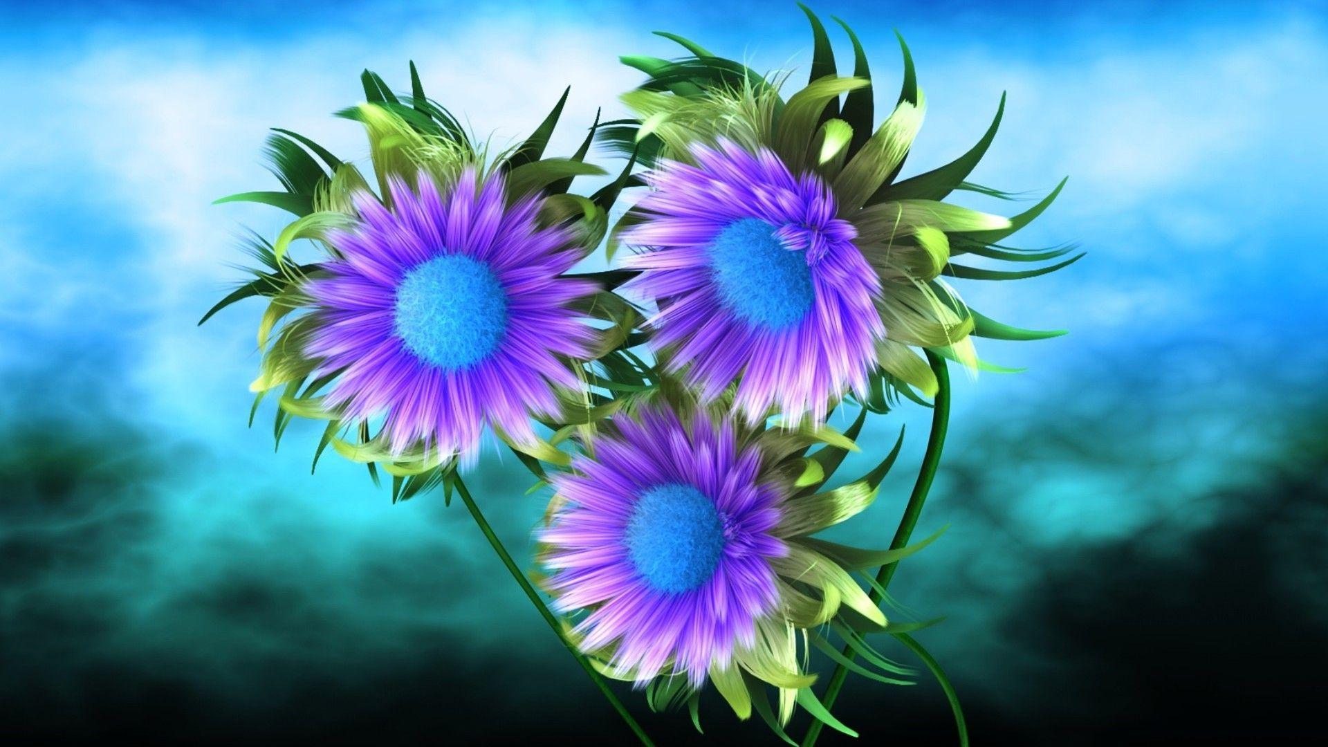 3d Purple Flower Wallpaper Best Hd Wallpapers Purple Flowers Wallpaper Purple Flowers Flower Wallpaper Fantastic flower wallpaper 3d