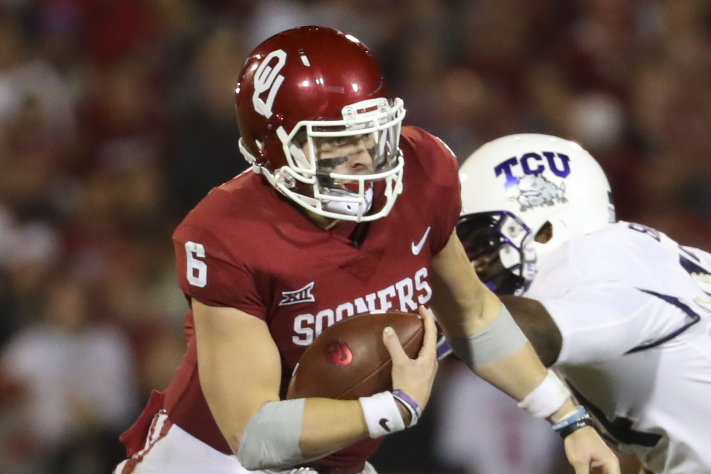 OU would've just clinched a CFP spot, if not for Big 12 CG