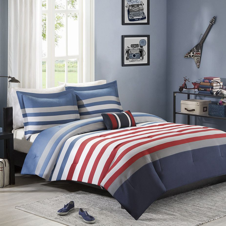 Kennedy Comforter Set | Products | Pinterest