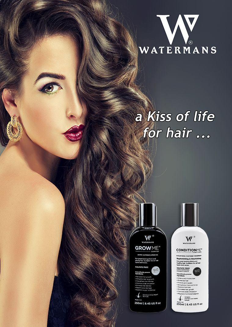 Luxury Natural Sulfate Free Shampoo u Conditioner that Stimulates