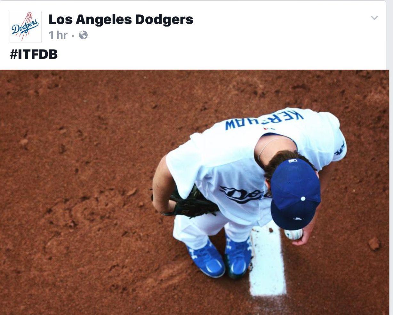 Kershaw on the mound Dodgers baseball, La dodgers, Dodgers