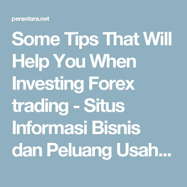 situs trading forex indonesia