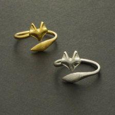 Fox Rings - Etsy Jewelry
