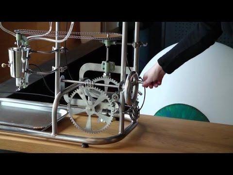 Autodesk's Pier 9 Workshop Tour - YouTube