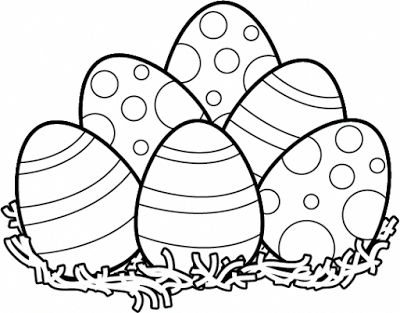 Easter Egg Clipart Black And White Blackrockcoffee Mielecoffeemachine Easter Coloring Pages Easter Bunny Colouring Easter Colouring