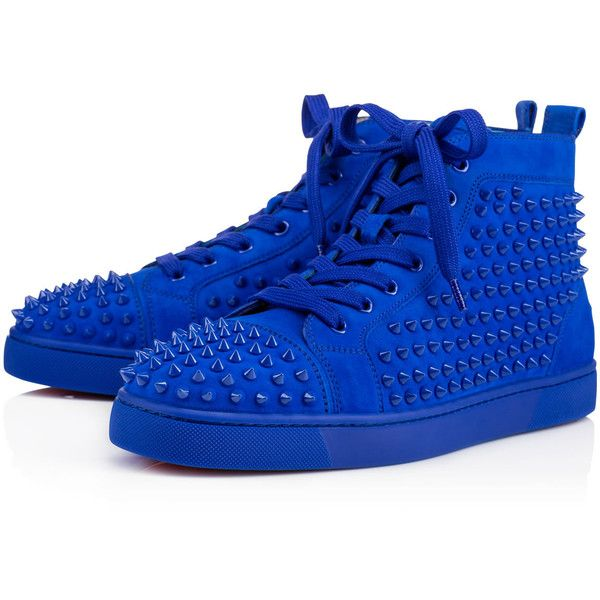 3a3b85191d1 Christian Louboutin Louis Spikes Men s Flat ( 1