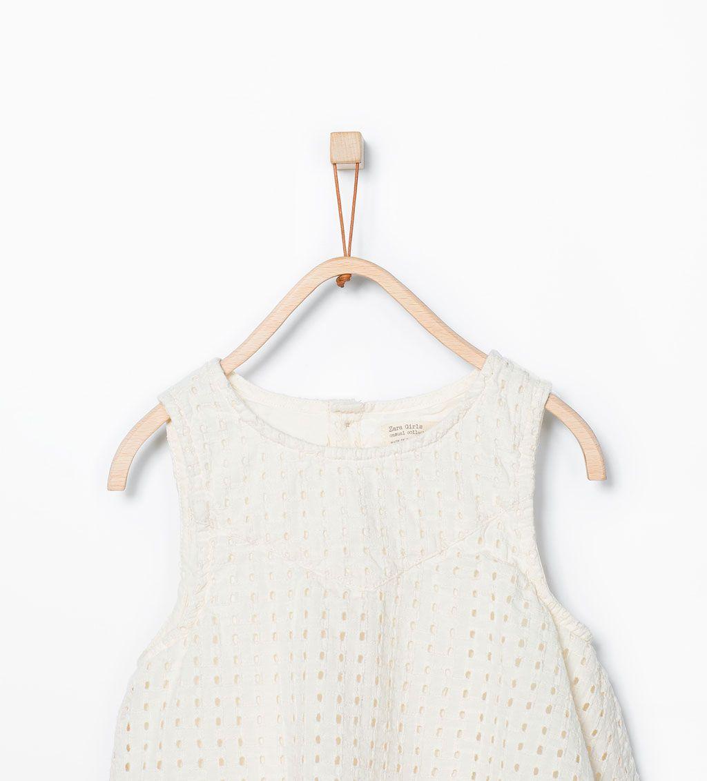 Imagem 4 de Vestido combinado da Zara