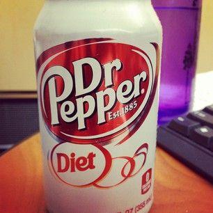 diet dr pepper vegan