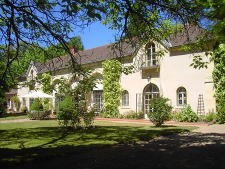 Country house / Manoir for sale in Sancerre, France : COUNTRY ESTATE (petit chateau)