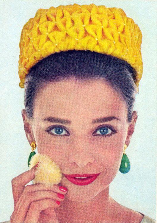 Simplicity 1963 - spring hats