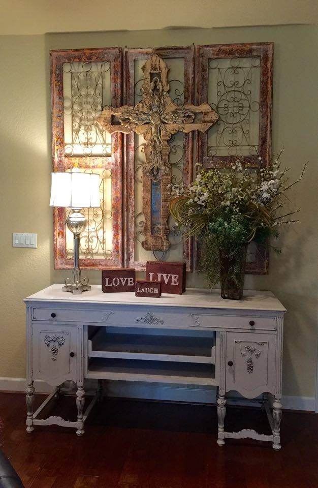 It has been awhile since I got a customer pic (hint, hint :)) Check out this space that Rhonda created!!