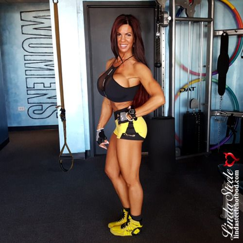 Pin On Linda Steele National Fitness Trainer