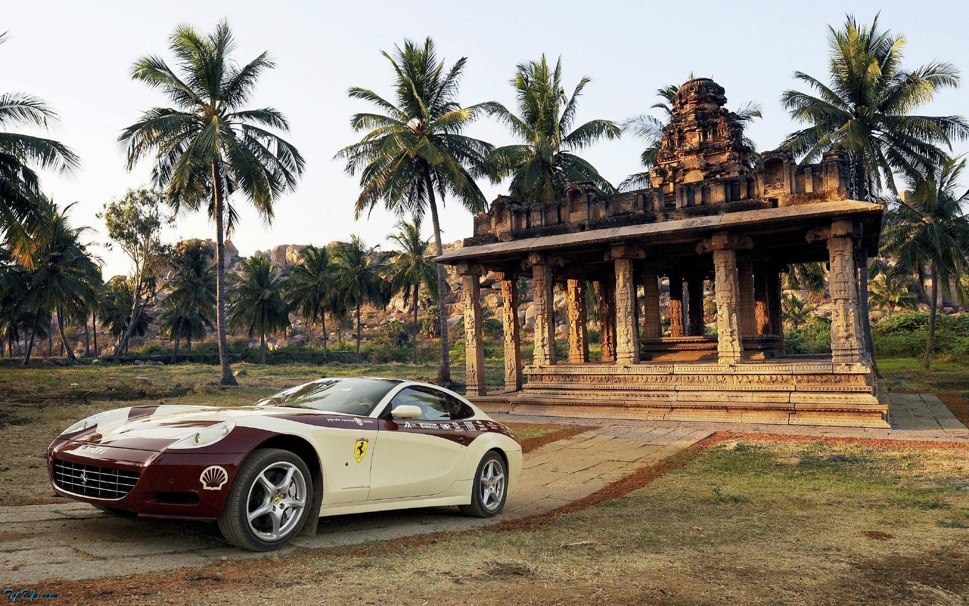 Ferrari Indian Temple Cars Hd Wallpapers Pinterest Ferrari