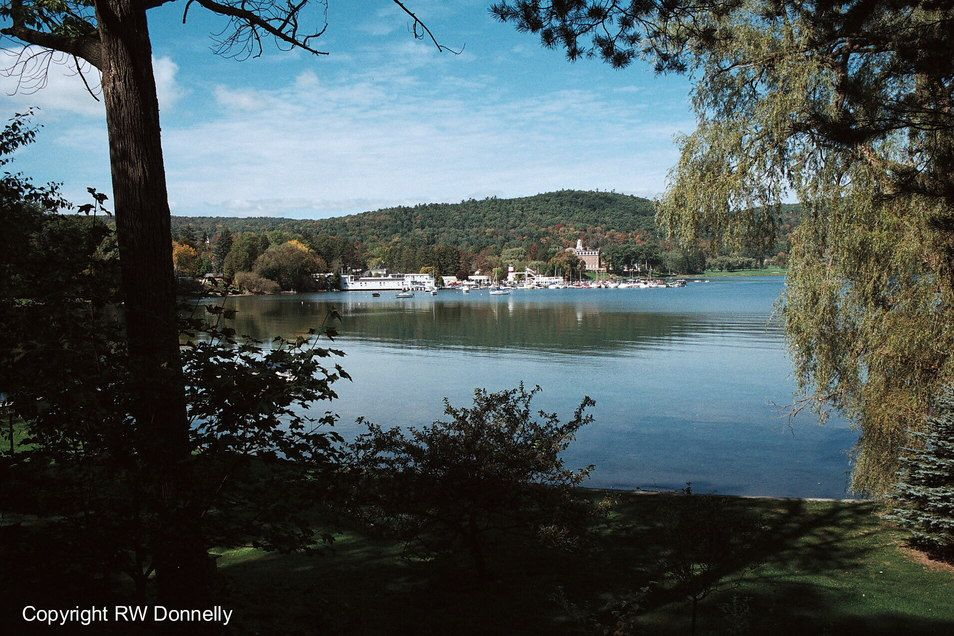 Cooperstown, NY : Lake Otsego Cooperstown NY